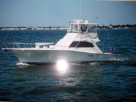 1988 Post Marine 46
