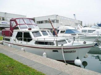 1990 Kempers Kempala 32 Dutch Steel Cruiser