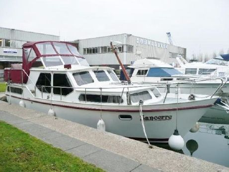 1990 Kempers Kempala 32 Dutch Steel Cruiser