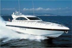 2007 Overmarine Mangusta 72