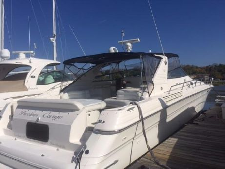 1993 Sea Ray 630 Super Sun Sport