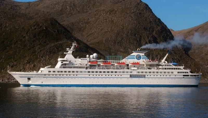 M Cruise Ship Passengers Stock No S Power Boat - Classic cruise ships for sale