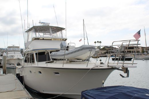 1978 Pacifica Flybridge Sportsfisher