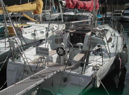 1989 Jeanneau Voyage 1120