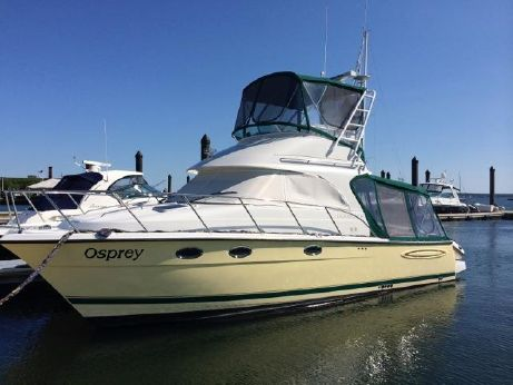 2006 Glacier Bay 3490 FLYBRIDGE OCEAN RUNNER