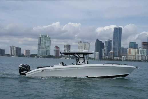 2014 Midnight Express 37 Open Sport Tri 300 Mercs