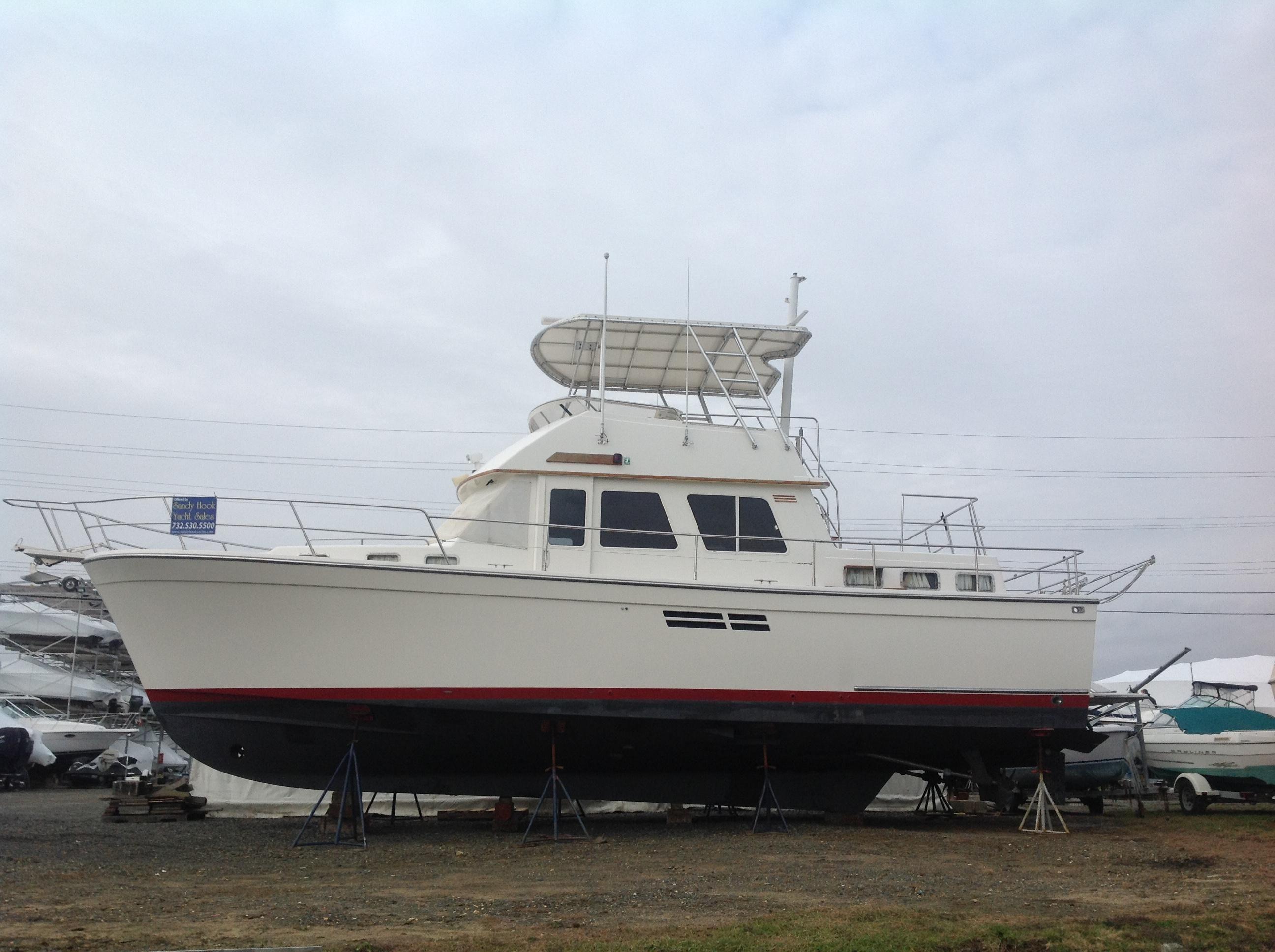 1997 Sabre 43 Motoryacht Power Boat For Sale Www