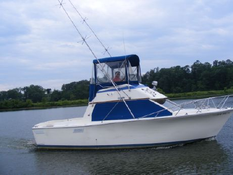 1973 Pacemaker 31 SPORT FISHERMAN