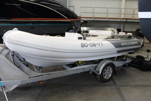 2015 Williams Jet Tenders Sport jet 460