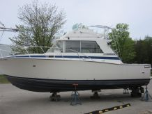 1980 Bertram 33 Flybridge Cruiser