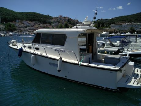 2008 Ocean 33 Cruiser