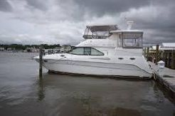 1997 Sea Ray 370 AC