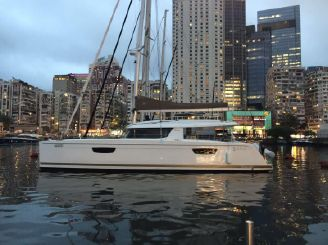2016 Fountaine Pajot SABA 50