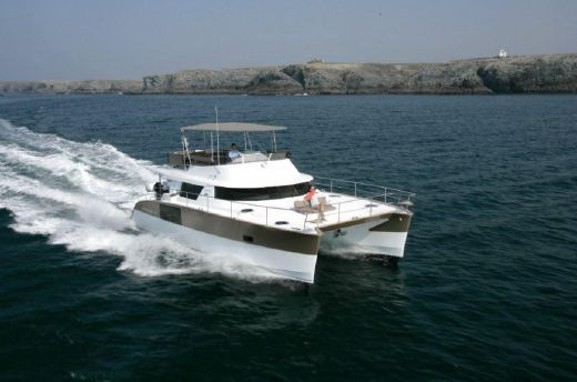 2016 Fountaine Pajot Cumberland 47 LC