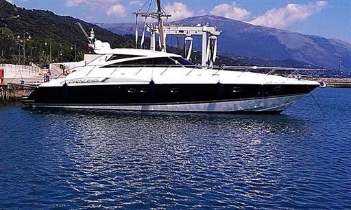 2003 Princess Yachts V 58