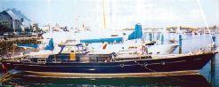 1975 Southern Ocean Shipyard Ocean 75