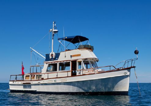 1973 Grand Banks 36 Classic