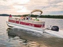 2019 Sun Tracker PARTY BARGE® 22 XP3