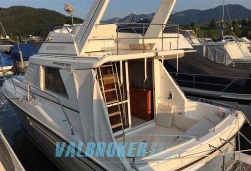 1991 Princess Yachts 330 Fly