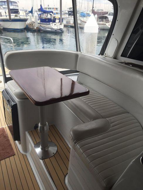 Glacier Bay 3080 Cockpit Seating