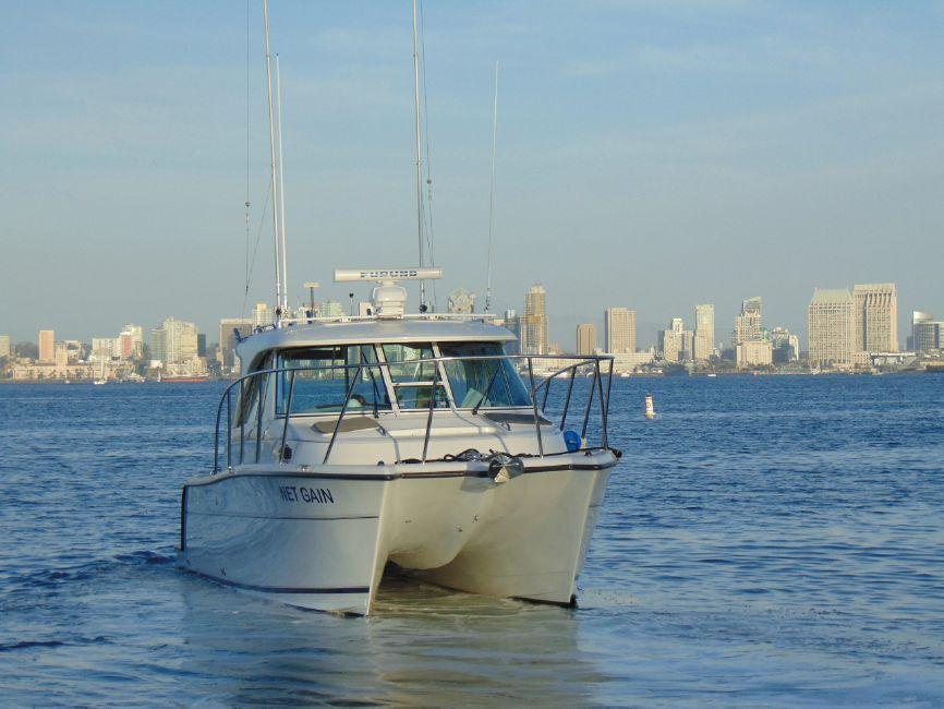 2008 Glacier Bay 3080 Coastal for sale in San Diego