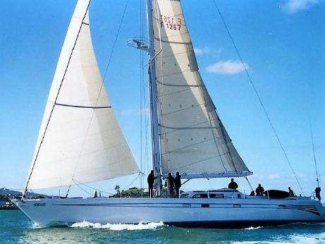 1984 Ron Holland Cruising Cutter