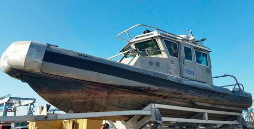 2006 Safe Boat 27