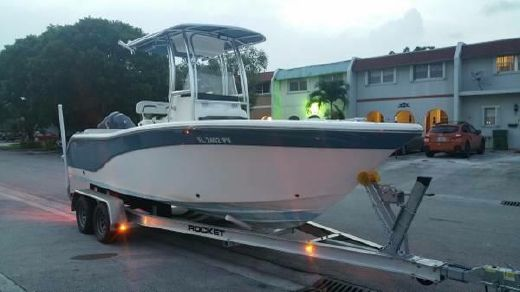 2011 Sea Fox 226 Pro Series Center Console