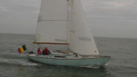 1987 Nordic Folkboat