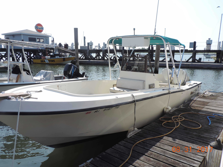 Island Mako Boat For Sale