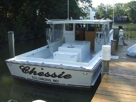 1998 Markley Custom 46 Bay Built Charter