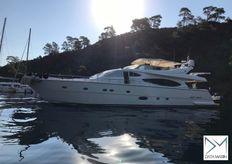 2004 Ferretti Yachts 760