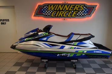 2020 Yamaha Waverunner GP1800