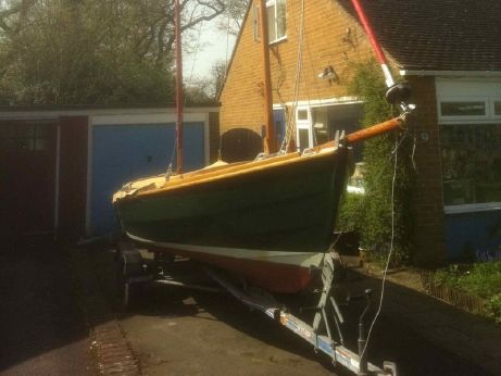 1993 Drascombe Longboat