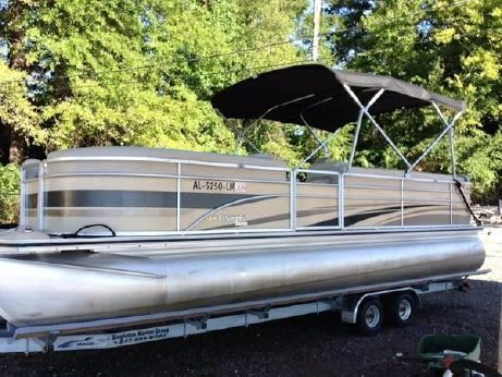 2004 Harris Classic 240 with 150HP
