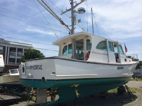 2002 Holland Downeast Cruiser
