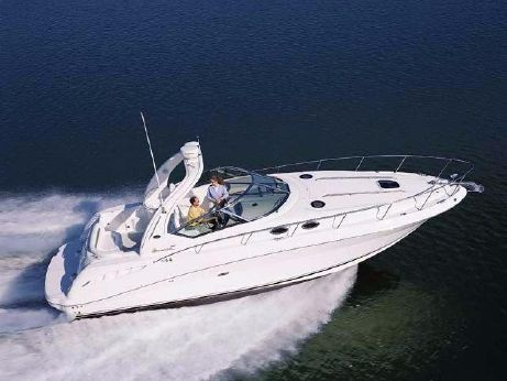 2008 Sea Ray sundancer 375