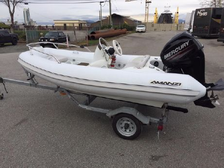 2012 Mercury M series 350 with 40hp OB