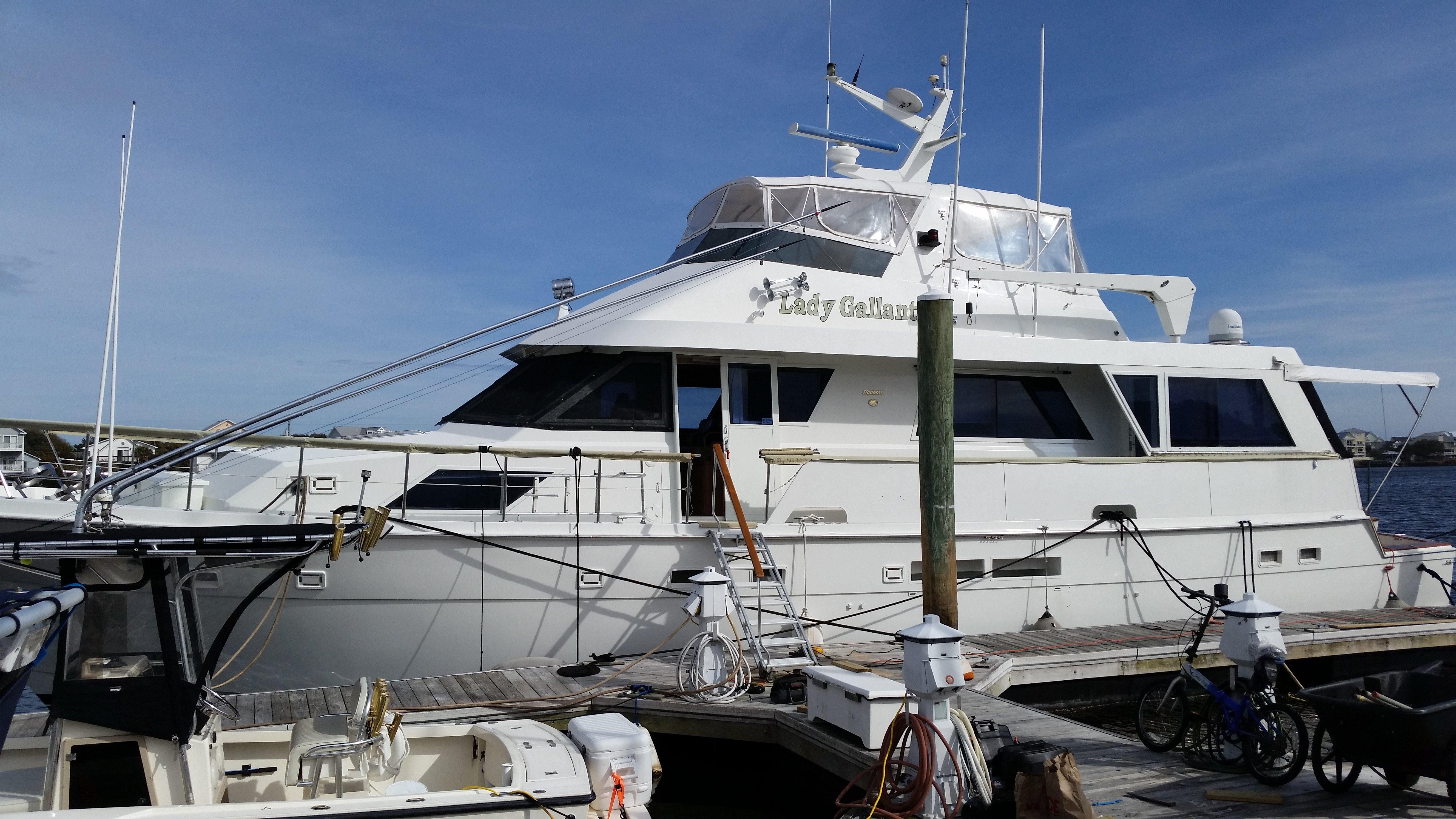 Motor yacht boat listings in sc for Used boat motors for sale in sc