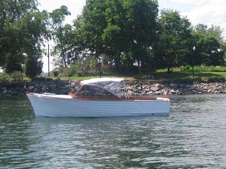 1959 Gehrleins 26 Bass Boat