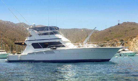 Hatteras 58 Convertible Sportfisher for sale