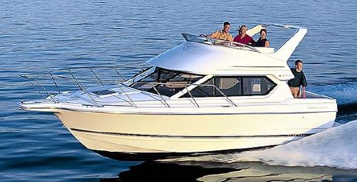 1997 Bayliner 2858 Ciera Command Bridge