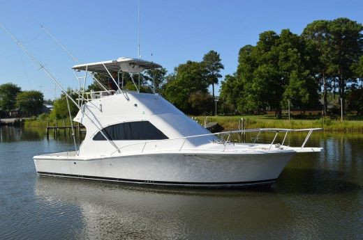 2000 Luhrs 340 Convertible