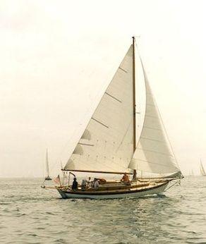 1963 Concordia Sloop