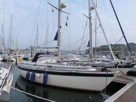 1989 Westerly Corsair 36