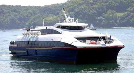1997 Custom Fast Catamaran Ferry