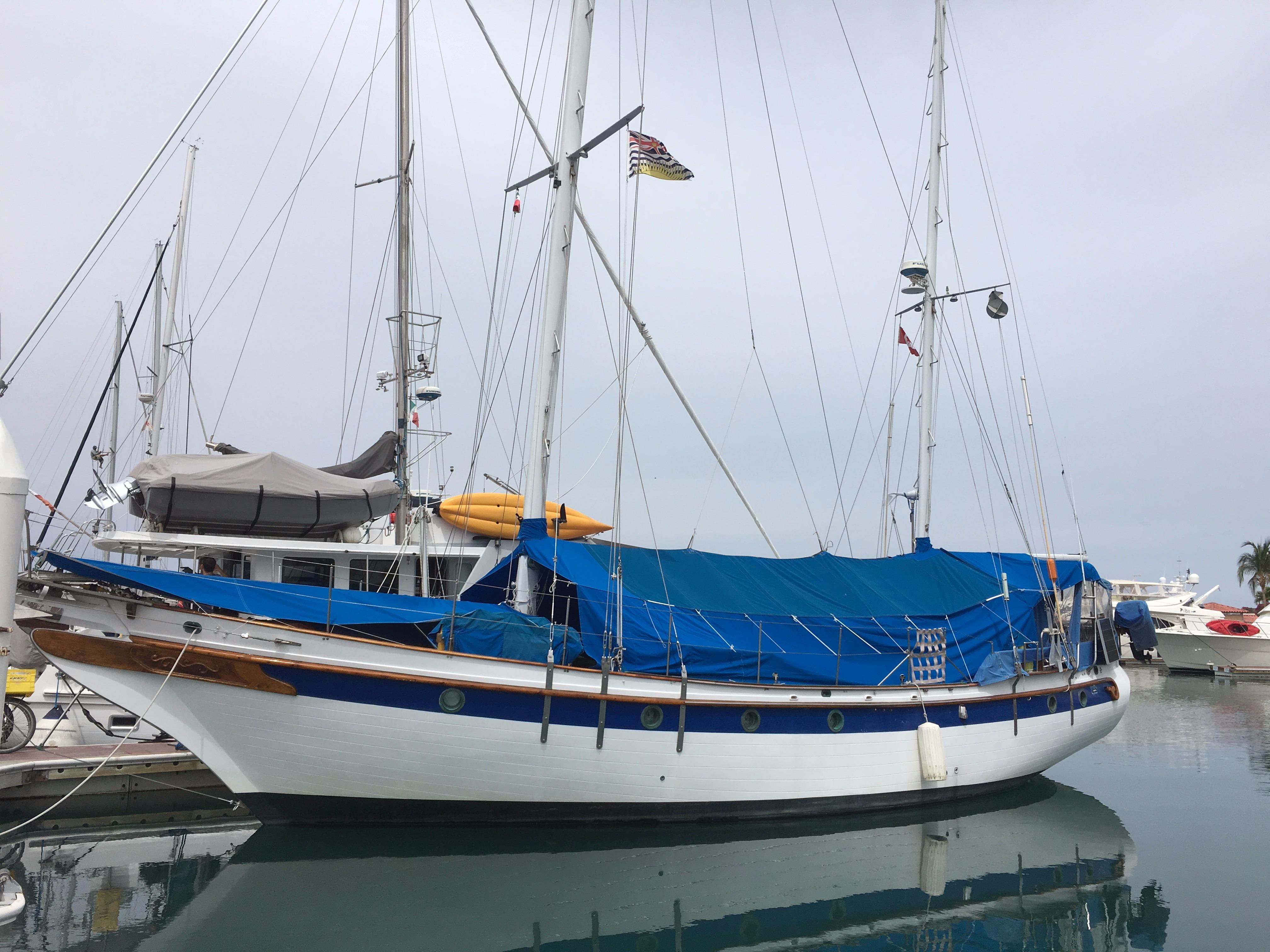 51' Formosa Island Trader Ketch+Photo 1