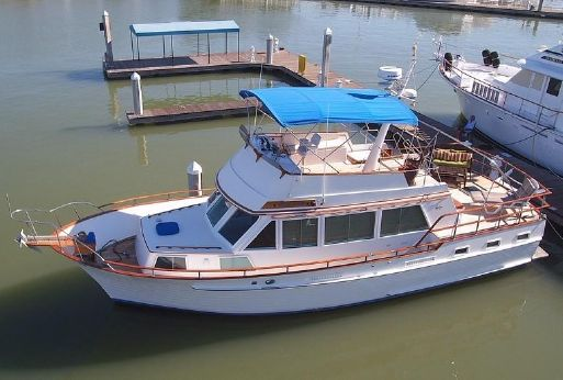1979 Island Gypsy 44 Flush Deck