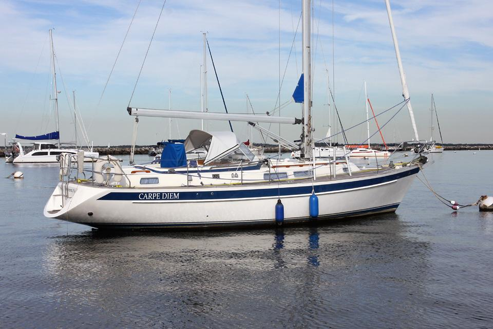 Hallberg-Rassy 36, Atlantic Highlands, NJ