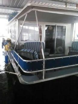 1987 Hilburn 48 Houseboat